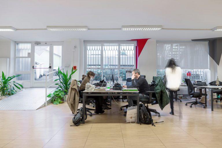 Spazio coworking Milano